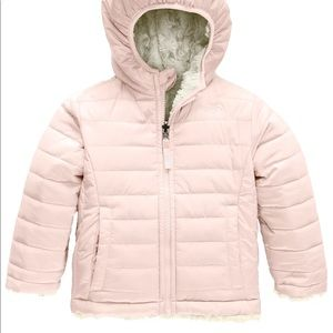 North face reversable jacket 3T